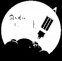 Logo studio esquisse - graphiste, vidéaste, photographe